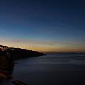 Blue Hour In Sorrento Italy by Georgia Mizuleva