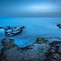 Blue Hour Sunset by Bilal Zedan