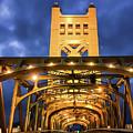 Blue Hour Tower Bridge by Elizabeth Delgado