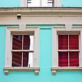 Blue House by Tom Gowanlock