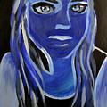 Blue by Ingrid Torjesen