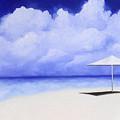 Blue Isolation by Trisha Lambi