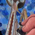 Blue Jazz by Lynn Jordan