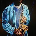 Blue Jazz by Nathaniel Gawayne Sutton