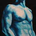 Blue by Jindra Noewi