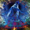 Blue Jogini by Torun Basu