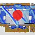 Blue Kimono by Charles Stuart