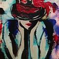 Blue Lady by Darby Doetzer