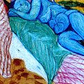 Blue Lady by Frank Hiley