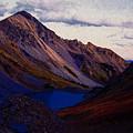 Blue Lake by David Lee Thompson