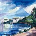 Blue Lake by Denise Mc Nellis