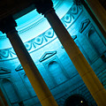 Blue Light by Alex Art and Photo