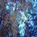 Blue Lightation by Claudia O'Brien