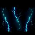 Blue Lightning by Garrett Griffin