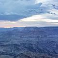 Blue Lightning Grand Canyon by John McGraw