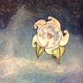 Blue Moon Flower by Regina Jeffers