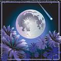 Blue Moon by Jack Potter