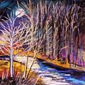 Blue Moon Night by John Williams