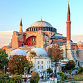 Blue Mosque by Emily M Wilson