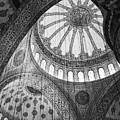 Blue Mosque by Leslie Leda