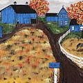 Blue Mountain Farm by Jeffrey Koss