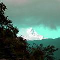Blue Mountain by Necia Nash