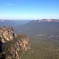 Blue Mountains Australia by Nathalie Laurent-Marke