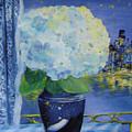 Blue Night by Lian Zhen