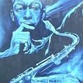 Blue Note by Hasaan Kirkland