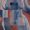 Blue Nude by Robert D McBain