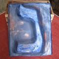 Blue Nun by Gabriele Levy