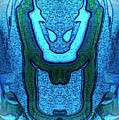 Blue Orakel by Ilona Burchard