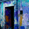 Blue Passage By Michael Fitzpatrick by Mexicolors Art Photography