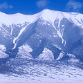 Blue Peaks by Jerry McElroy