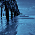 Blue Pier by RC Pics