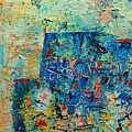 Blue Play 1 by Ana Maria Edulescu