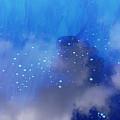 Blue Reflection Iv by Leesa Lee
