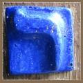 Blue Resh by Gabriele Levy