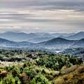 Blue Ridge Cropped by Heather Applegate