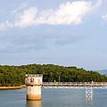 Blue Ridge Dam by Michael Waters