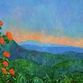 Blue Ridge Morning by Kendall Kessler