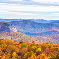 Blue Ridge Mountains 1 by Gestalt Imagery