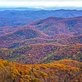 Blue Ridge Mountains 4 by Gestalt Imagery