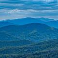 Blue Ridge Mountains by Brenda Jacobs