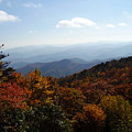 Blue Ridge Mountains by Flavia Westerwelle