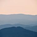 Blue Ridge Mountains by Rich Bodane