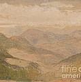 Blue Ridge Mountains by Stanford White