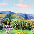 Blue Ridge Mountains by Todd Bandy