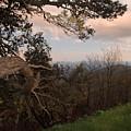 Blue Ridge Mts by Joseph G Holland