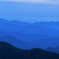Blue Ridge Panorama by Andrew Soundarajan